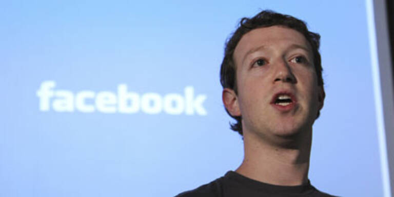 Facebook sperrte  Mark Zuckerbergs Profil