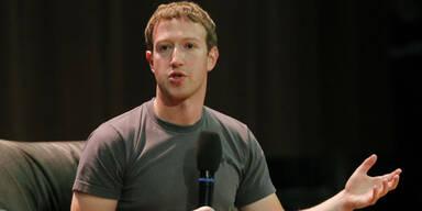 Zuckerberg zieht jeden Tag das gleiche an