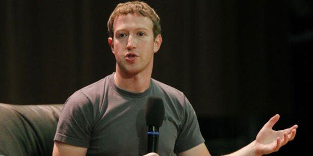 Facebook nutzt Telefon-Nummern für Werbung