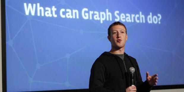 Neue Facebook-Suche birgt große Gefahren