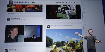 Gowalla arbeitet an der Facebook-Timeline