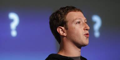 Zuckerberg dementiert Facebook-Handy
