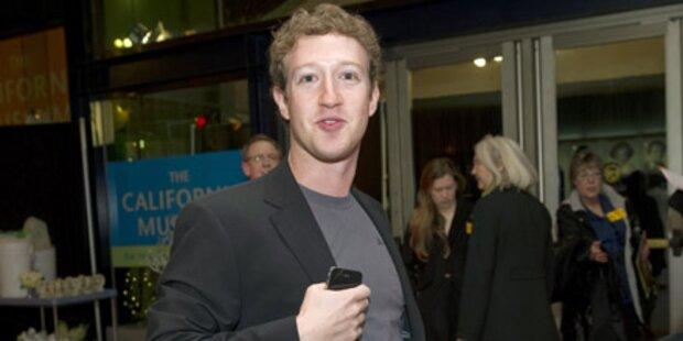 Facebook-Gründer auf Besuch in China