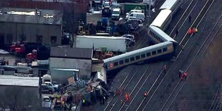 Kanada: Mehrere Tote bei Zugsunglück