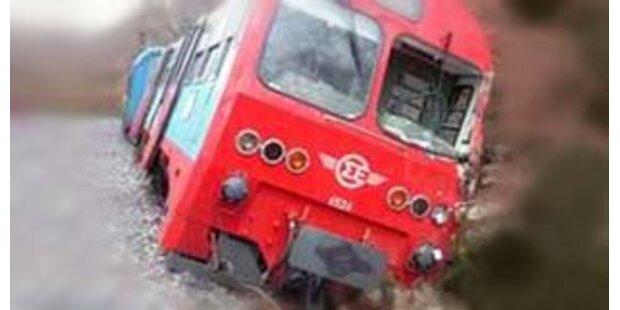 28 Verletzte bei Zugsunglück in Griechenland