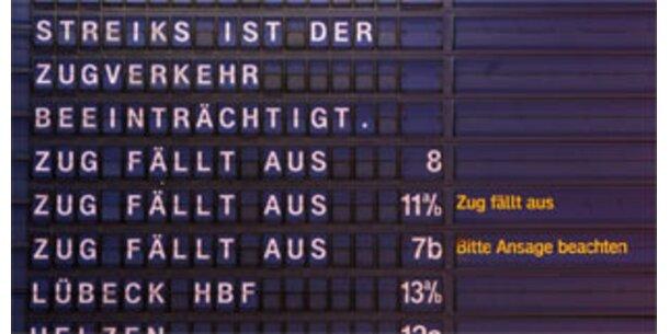 Deutsche Bahn klagt Gewerkschaft wegen Streiks