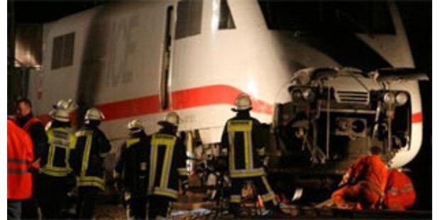 ÖBB-Güterzug entgleiste in Bayern