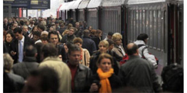 Schüsse auf Laterne führten zu Bahnchaos bei Paris