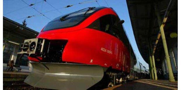 19-Jähriger wurde von Güterzug gestreift
