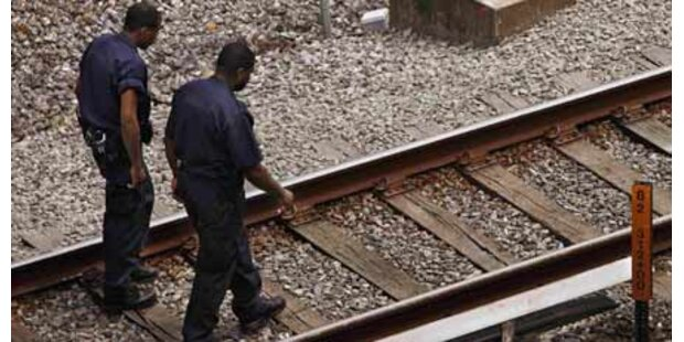 57 Verletzte bei Zugsunglück in Madrid