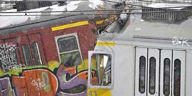 Schweres Zugsunglück mit 18 Toten