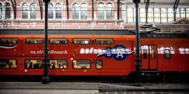 Ein Zug für Willem-Alexander