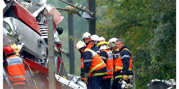 150 Menschen bei Zugunglück verletzt