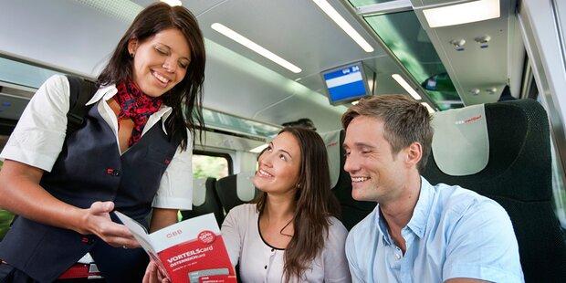 Zug-Kellner werden jetzt Eisenbahner