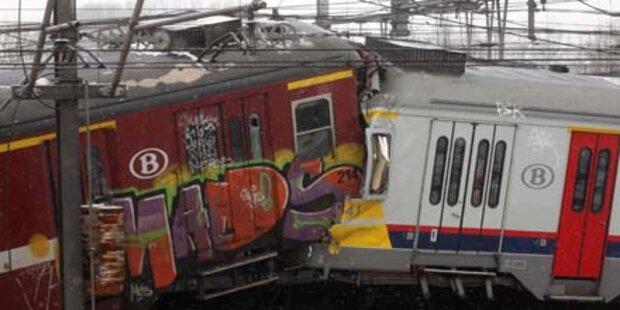 Ein Lokführer hat Horror-Unfall überlebt