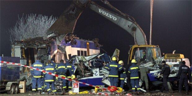 Lokführer überfuhr zwei Haltesignale