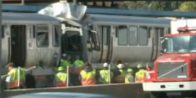 Chicago: Über 30 Verletzte bei Zugunglück