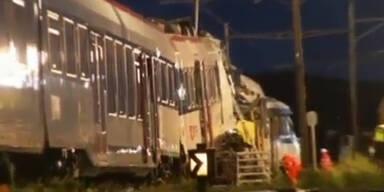 Tragisch: Tödlicher Zugunfall in der Schweiz