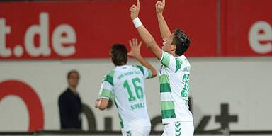 Frankfurt an ÖFB-Youngster dran