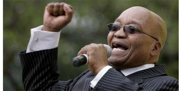 Afrikas neuer starker Mann heißt Zuma