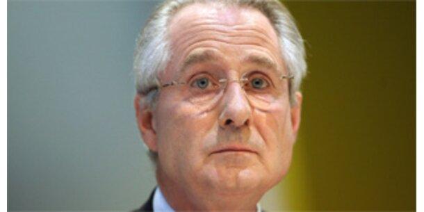 Anklage gegen Zumwinkel wegen Liechtenstein steht