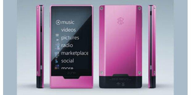 Microsoft bringt eigenes Smartphone