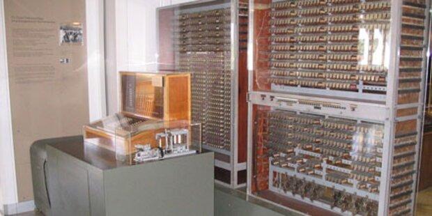 Zuse Z3: Erster Computer der Welt wird 70