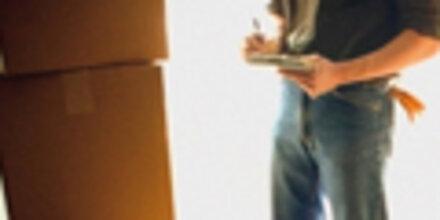 Paketbote bedroht Empfänger mit dem Umbringen