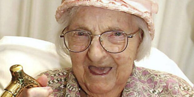 Zweitälteste Frau der Welt ist tot