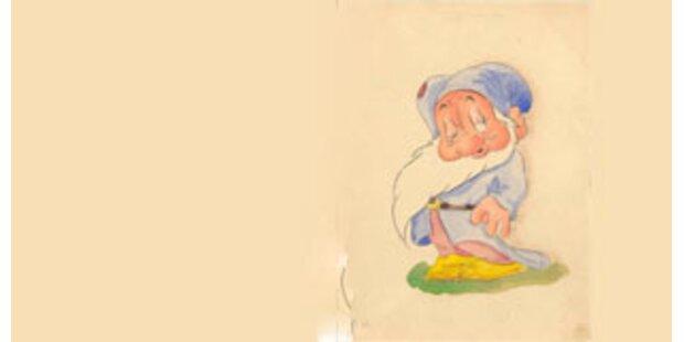 Hitler malte Schneewittchens Zwerge