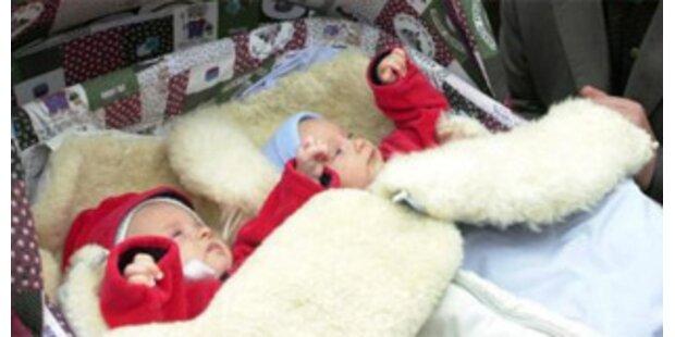 Grazerin brachte mit 55 Jahren Zwillinge zur Welt