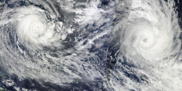 Zyklon: Zwei Dörfer vollständig zerstört