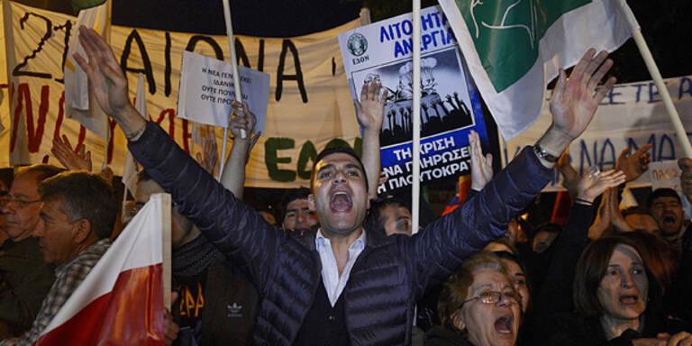 Zypern: Kein Geld aus Russland