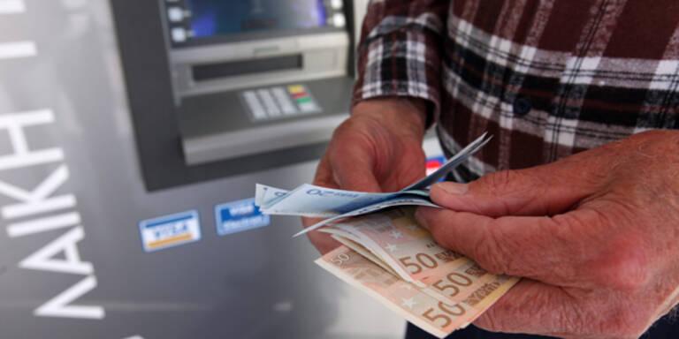 Zypern: Sparer dürfen nur 260 Euro abheben